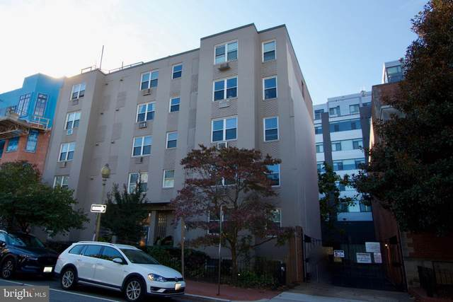 2130 N Street NW #308, WASHINGTON, DC 20037 (#DCDC516748) :: ExecuHome Realty