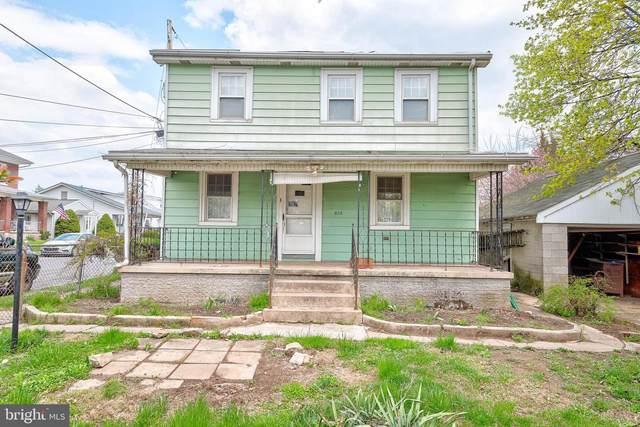 435 N Adams Street, YORK, PA 17404 (#PAYK156326) :: CENTURY 21 Core Partners