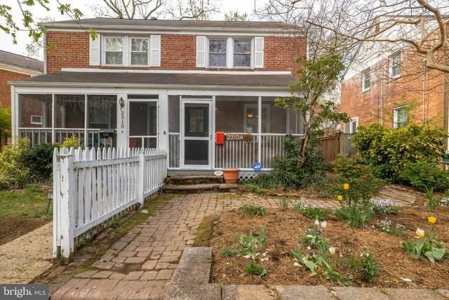2310A E Randolph Avenue, ALEXANDRIA, VA 22301 (#VAAX258414) :: Dart Homes