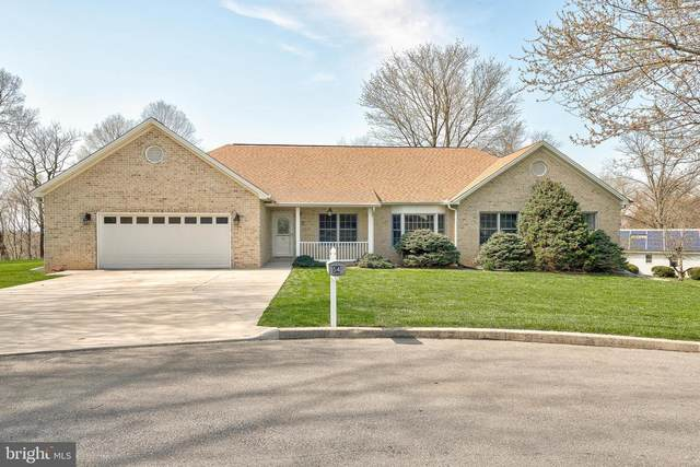 54 Old Farm Road, CAMP HILL, PA 17011 (#PACB133840) :: The Jim Powers Team
