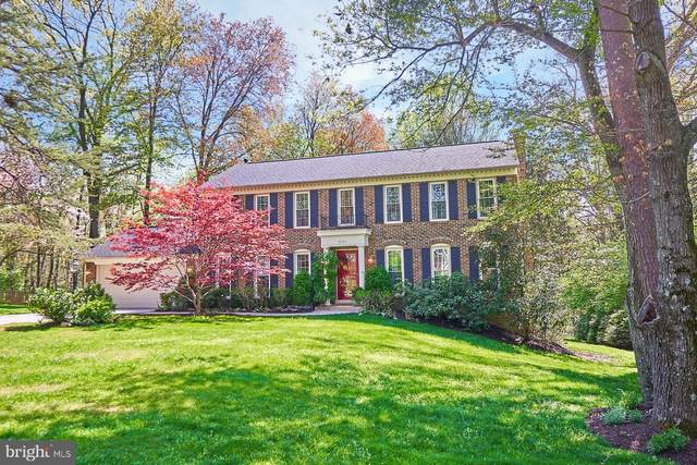 2232 Carmichael Drive, VIENNA, VA 22181 (#VAFX1193188) :: Debbie Dogrul Associates - Long and Foster Real Estate
