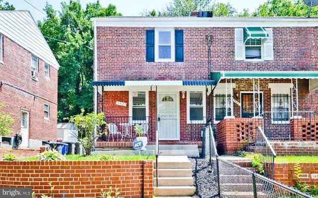 5527 Central Avenue SE, WASHINGTON, DC 20019 (#DCDC516756) :: Bruce & Tanya and Associates