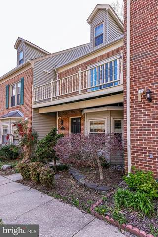 7545 Chrisland Cove, FALLS CHURCH, VA 22042 (#VAFX1193194) :: Berkshire Hathaway HomeServices McNelis Group Properties