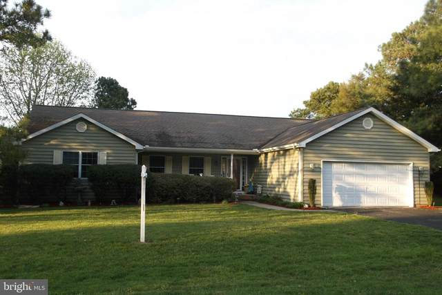 17109 Turtle Hill Road, MILFORD, DE 19963 (#DESU181012) :: CoastLine Realty