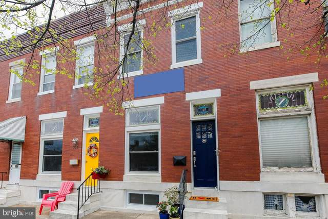 915 S Conkling Street, BALTIMORE, MD 21224 (#MDBA546886) :: SURE Sales Group