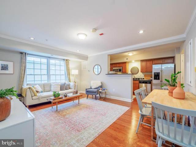 5414 1ST Place NW #304, WASHINGTON, DC 20011 (#DCDC516770) :: Realty One Group Performance