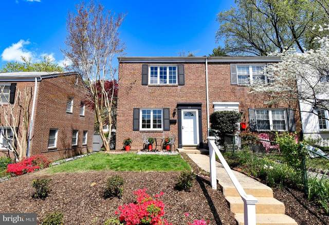 60 E Rosemont Avenue, ALEXANDRIA, VA 22301 (#VAAX258416) :: Colgan Real Estate