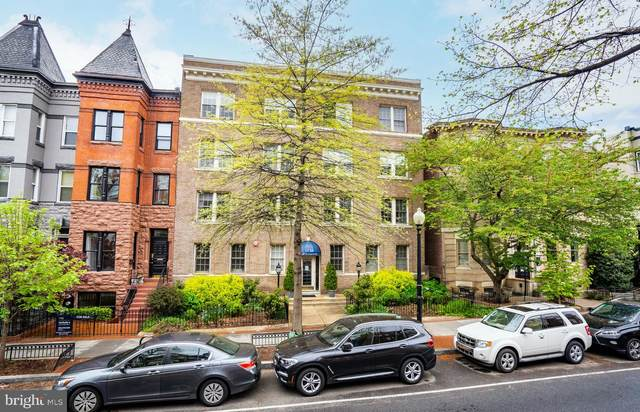 1736 18TH Street NW T1, WASHINGTON, DC 20009 (#DCDC516782) :: Lucido Agency of Keller Williams