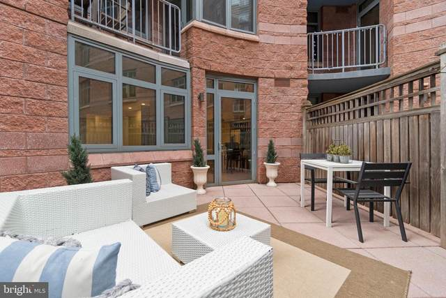 1117 10TH Street NW #213, WASHINGTON, DC 20001 (#DCDC516784) :: Berkshire Hathaway HomeServices McNelis Group Properties