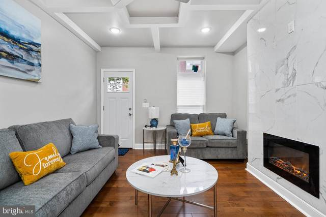 1010 W Pratt Street, BALTIMORE, MD 21223 (#MDBA546900) :: Dart Homes