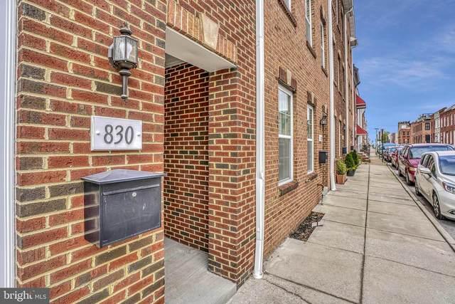 830 S Robinson Street, BALTIMORE, MD 21224 (#MDBA546902) :: Shamrock Realty Group, Inc