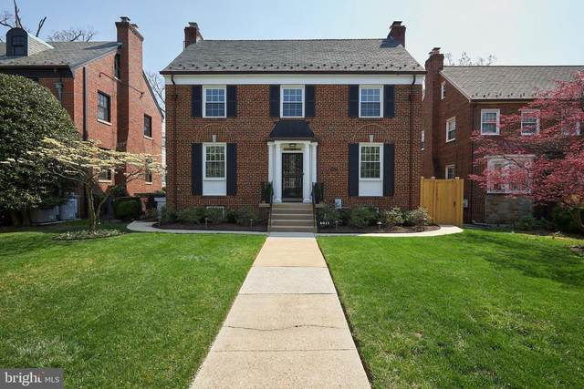4611 16TH Street NW, WASHINGTON, DC 20011 (#DCDC516790) :: Coleman & Associates