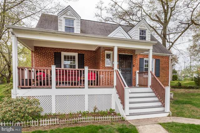 6203 Cabot Street, DISTRICT HEIGHTS, MD 20747 (#MDPG602964) :: The Miller Team