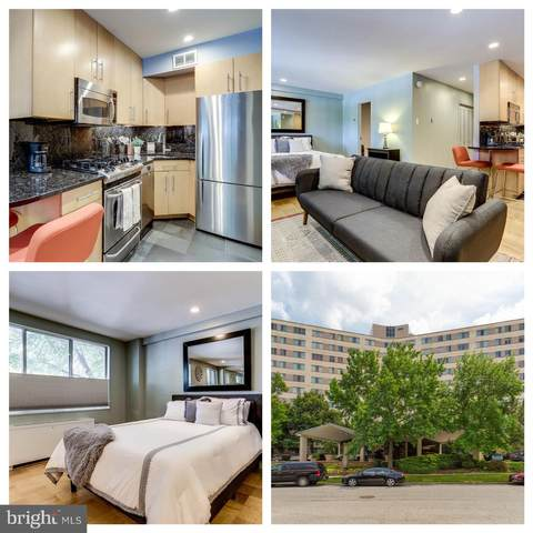1200 N Nash Street #204, ARLINGTON, VA 22209 (#VAAR179540) :: The Putnam Group