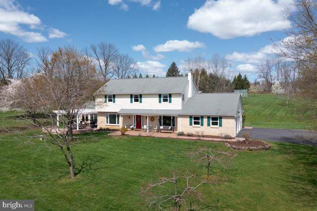 532 Skunk Hollow Road, CHALFONT, PA 18914 (#PABU524682) :: Better Homes Realty Signature Properties