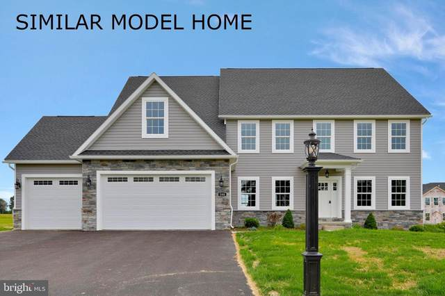 Lot 25 Delanie Drive, GREENCASTLE, PA 17225 (#PAFL179210) :: Corner House Realty
