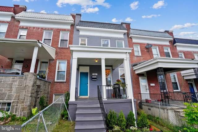 780 Linnard Street, BALTIMORE, MD 21229 (#MDBA546916) :: Jennifer Mack Properties