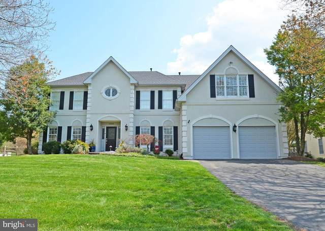 15058 Stillfield Place, CENTREVILLE, VA 20120 (#VAFX1193244) :: The Vashist Group