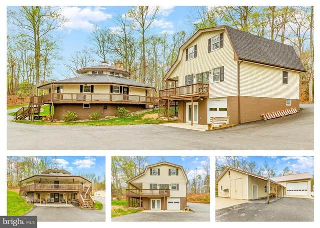 205 Sugar Notch Lane, PRINCE FREDERICK, MD 20678 (#MDCA182226) :: AJ Team Realty