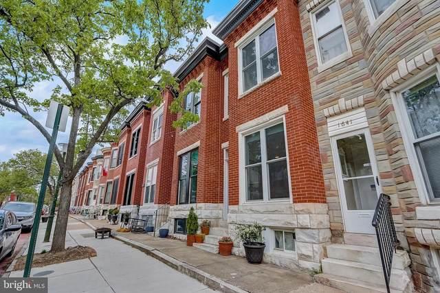 1639 Belt Street, BALTIMORE, MD 21230 (#MDBA546918) :: Crossman & Co. Real Estate