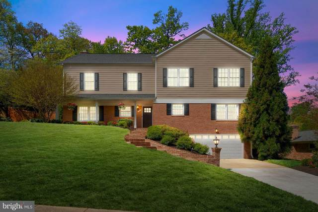 1828 Briar Ridge Court, MCLEAN, VA 22101 (#VAFX1193248) :: The Vashist Group