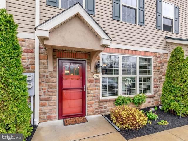 104 Bowman Drive, FEASTERVILLE TREVOSE, PA 19053 (#PABU524686) :: Jason Freeby Group at Keller Williams Real Estate