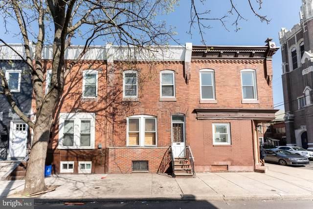 1553 S Bailey Street, PHILADELPHIA, PA 19146 (MLS #PAPH1006406) :: Maryland Shore Living | Benson & Mangold Real Estate