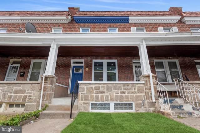 3144 Ellerslie Avenue, BALTIMORE, MD 21218 (MLS #MDBA546926) :: Maryland Shore Living | Benson & Mangold Real Estate
