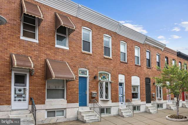 327 S Robinson Street, BALTIMORE, MD 21224 (MLS #MDBA546928) :: Maryland Shore Living | Benson & Mangold Real Estate