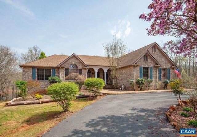831 Pine Trl, LOVINGSTON, VA 22949 (#616028) :: City Smart Living