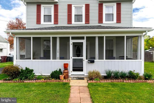 39 Mattingly Avenue, INDIAN HEAD, MD 20640 (#MDCH223640) :: The Maryland Group of Long & Foster Real Estate