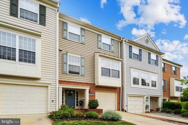 20308 Trolley Crossing Court, MONTGOMERY VILLAGE, MD 20886 (#MDMC753006) :: The Mike Coleman Team