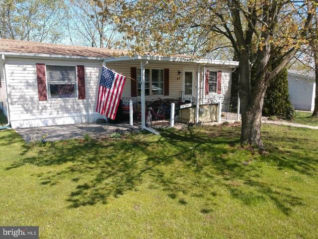 90 Knight Rd #47, GETTYSBURG, PA 17325 (#PAAD115712) :: Realty ONE Group Unlimited