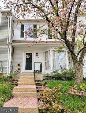 855 Smartts Lane NE, LEESBURG, VA 20176 (MLS #VALO435592) :: Parikh Real Estate