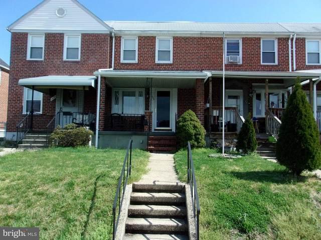 1329 Delvale Avenue, BALTIMORE, MD 21222 (#MDBC525472) :: Crossman & Co. Real Estate
