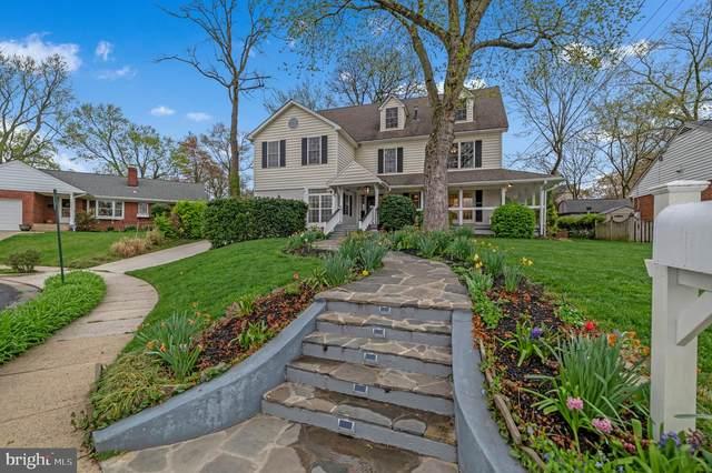 2705 N Venable Street, ARLINGTON, VA 22213 (#VAAR179562) :: Debbie Dogrul Associates - Long and Foster Real Estate