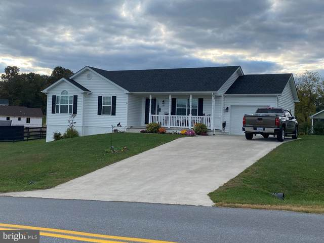 Lilleigh - Lot 68 Court, MAURERTOWN, VA 22644 (#VASH121972) :: Debbie Dogrul Associates - Long and Foster Real Estate