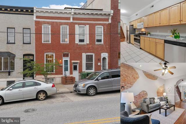 3402 Odonnell Street, BALTIMORE, MD 21224 (#MDBA546944) :: SURE Sales Group
