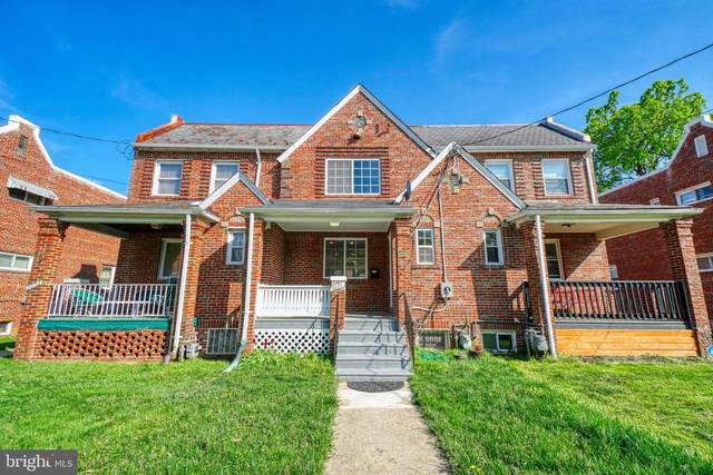 3951 Alabama Avenue SE, WASHINGTON, DC 20020 (#DCDC516844) :: Bruce & Tanya and Associates
