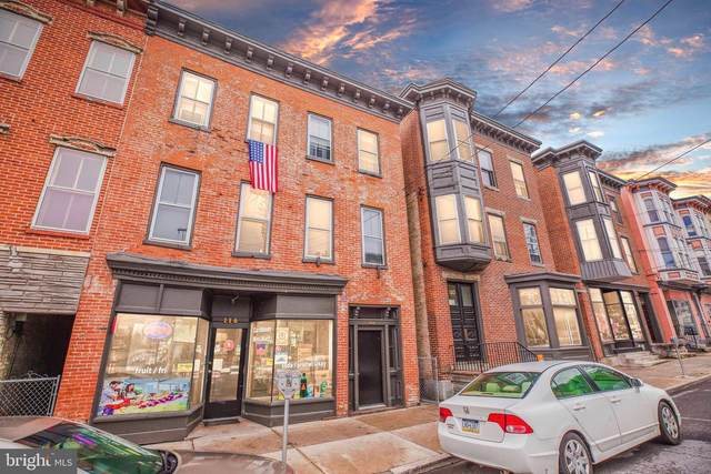 116-118 Lincoln, CHAMBERSBURG, PA 17202 (#PAFL179218) :: Liz Hamberger Real Estate Team of KW Keystone Realty