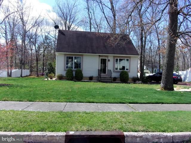 12 Eagle Court, SICKLERVILLE, NJ 08081 (#NJCD417386) :: Holloway Real Estate Group