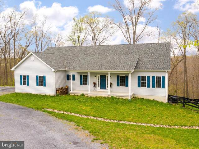 2223 Brucetown Road, CLEAR BROOK, VA 22624 (#VAFV163496) :: Integrity Home Team