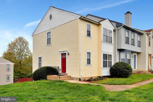 376 Falmouth Street, WARRENTON, VA 20186 (#VAFQ169986) :: Dart Homes