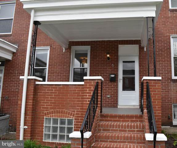 6 S Tremont Road, BALTIMORE, MD 21229 (#MDBA546954) :: Network Realty Group