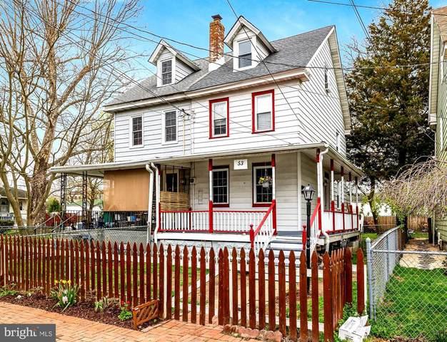 53 White Street, MOUNT HOLLY, NJ 08060 (MLS #NJBL395362) :: Kiliszek Real Estate Experts
