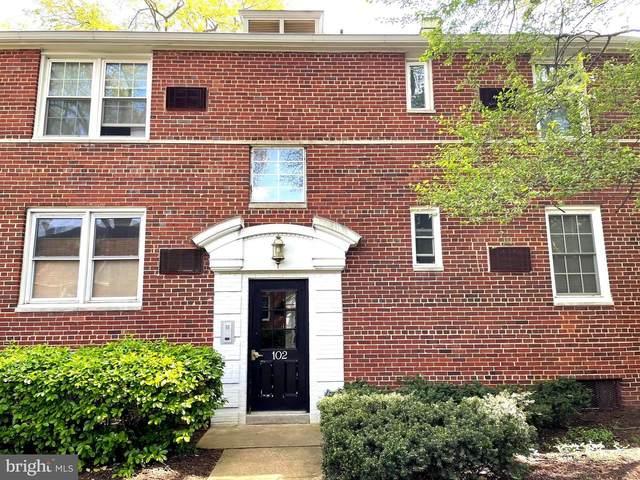 102 N George Mason Drive 102-1, ARLINGTON, VA 22203 (#VAAR179570) :: Corner House Realty