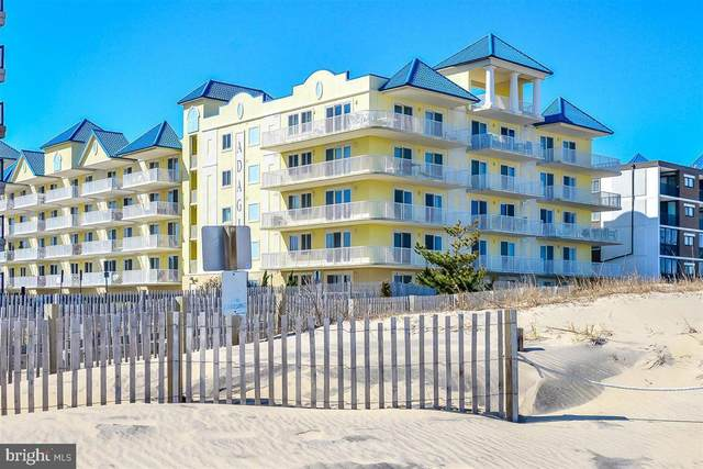 5901 Atlantic Avenue #408, OCEAN CITY, MD 21842 (#MDWO121706) :: A Magnolia Home Team