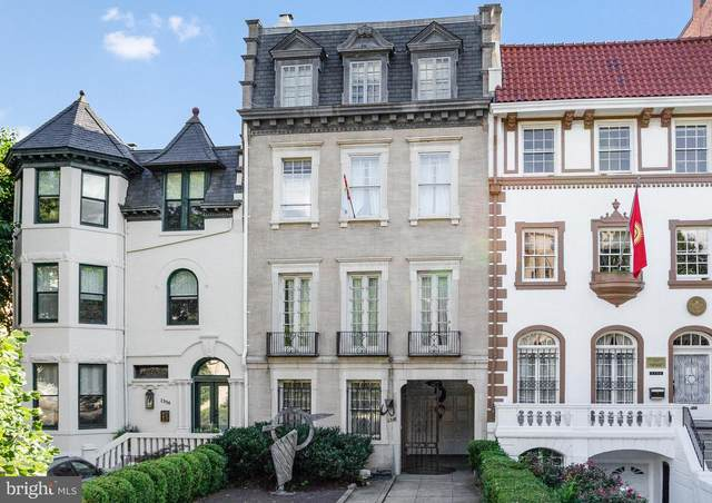 2358 Massachusetts Avenue NW, WASHINGTON, DC 20008 (MLS #DCDC516860) :: Maryland Shore Living | Benson & Mangold Real Estate