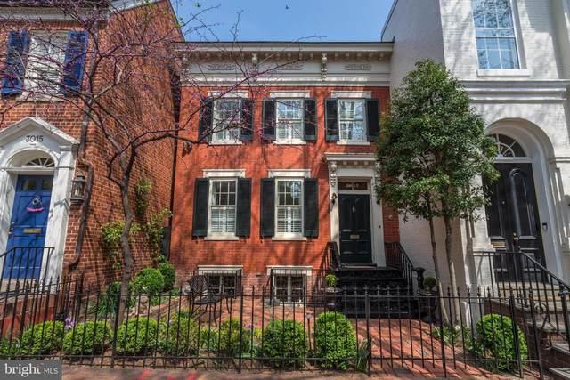 3013 P Street NW, WASHINGTON, DC 20007 (MLS #DCDC516864) :: Maryland Shore Living | Benson & Mangold Real Estate