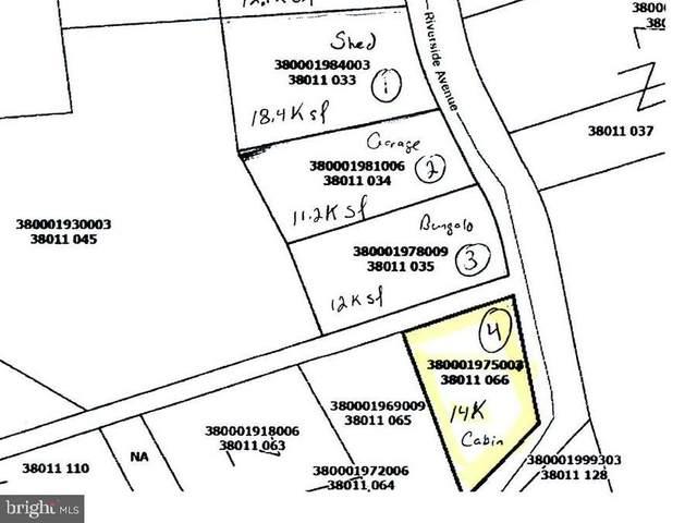 LOT #4 Riverside Avenue, SCHWENKSVILLE, PA 19473 (#PAMC689172) :: ExecuHome Realty